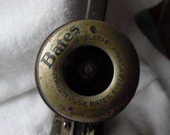 Vintage Bates Eyeleter