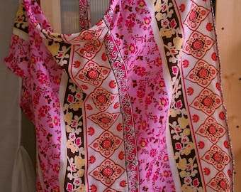 A Touch of India Flower Nursing Cover-Up