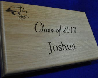 Graduation Gift ~ Gift For Graduation ~ Graduation ~ College Graduation ~ High School Graduation ~ Keepsake Box ~ Personalized Gifts ~ Boxes