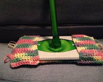 Swiffer Cover - Reusable 100% Cotton Loopy
