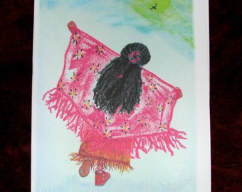 Blank Note Cards, Shawl Dancer