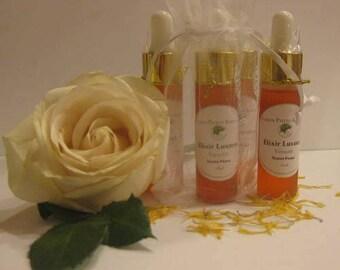 Luxurious Elixir vitality, all skin types.