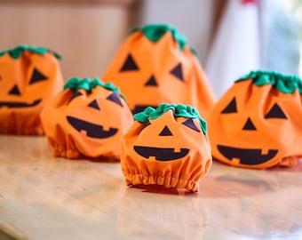 Classic Pumpkin Halloween Dog Costume