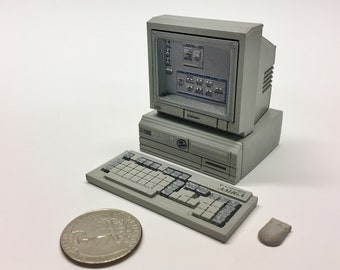Commodore Amiga A4000 - 3D Printed!