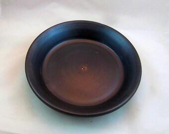 Roman dish in Black