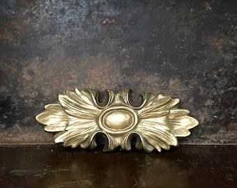 Vintage Ornamental Gold Piece