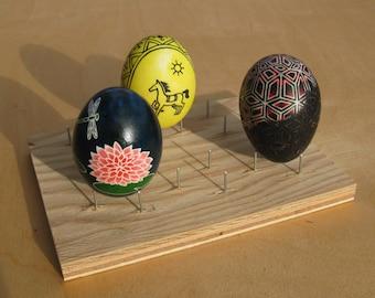 Egg Rack for making Ukrainian Pysanky