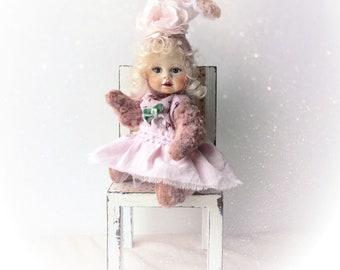 Teddydoll Angelina