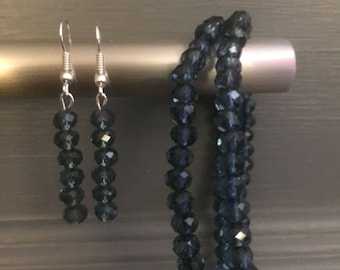 Bead Earring and Bracelet Sets