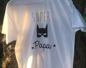 """""""Super Dad"""" T-shirt"""