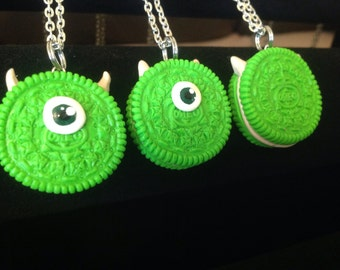 Monsters inc oreo (Mike)