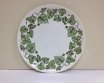 Leaf Spirit Chop Plate Royal China