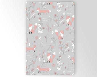 CUSTOM Notebook - Custom Journal - Stationery - Cute Notebooks - Bullet Journal - Pattern Notebooks - Dot Grid Notebook - Lined Notebook