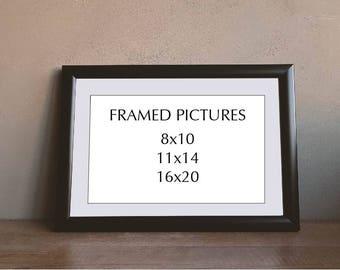 FRAMED Photographs, Landscape Photography, Fine Wall Art