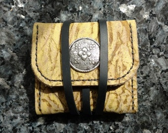 Leather Coin Purse, Leather Coin Pouch, Leather Pouch, Leather Change Purse, Leather Change Pouch, Leather Coin Wallet, Leather Change Purse
