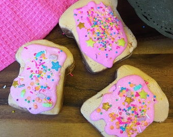Fairy Bread Solid Bubble Bath Natural Bubble Bar Vegan- Mother's Day Gift