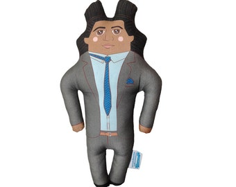 Basquiat  Doll - LIMITED EDITION