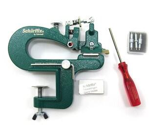Scharffix Leather Paring Device Kit