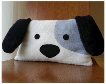 Cute Puppy Pillow | Decorative Pillow, Soft Pillow | Nursery pillow | Small Pillow | Home Decor | Puppy Cushion