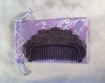 B0015- Wooden Comb