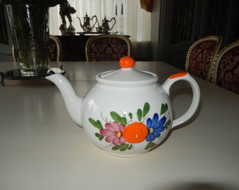 JAPAN HAND PAINTED Teapot
