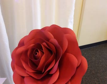 Unique Paper flowers, Paper flowers for weddings, birthdays, special occasions, Bedroom decor, Ombre