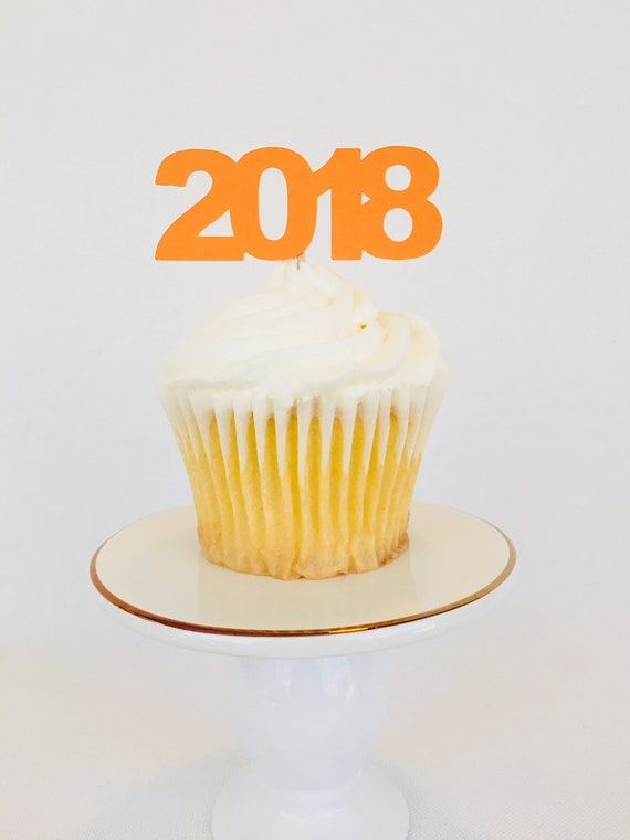 12 Graduierung Cupcake Toppers Mütze und Mantel Herzlichen
