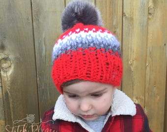 The Banff Hat Toddler's Size