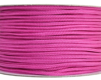 10 Meters Nylon Knotting Cord - Strawberry Pink 2mm (100227)