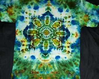 Large Tie Dye Mandala