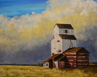 The Old Searle (grain elevator)