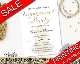 Engagement Party Invitation Bridal Shower Engagement Party Invitation Pineapple Bridal Shower Engagement Party Invitation Bridal 86GZU