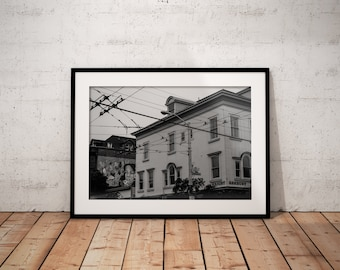 Haight Ashbury | San Francisco | California | Photo Print