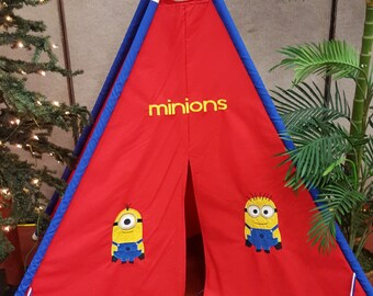 Minions Play Tent