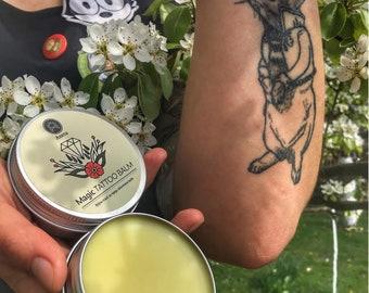 AZENA Magic tattoo balm - 100% natural tattoo aftercare balm