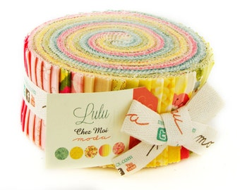 LULU - Jelly Roll by Chez Moi for Moda