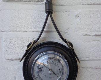 Vintage Barometer Aneroid mechanism home decor   Collection piece- free shipping