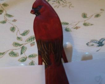 Bird Lovers Bookmark