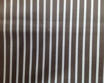 Fabric white grey stripes Cotton Fabric House textilies Fabric Scandinavian Design Scandinavian Textile