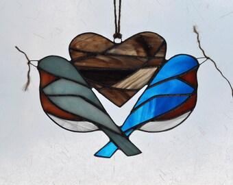 Bluebirds' Love Nest - Valentine's Day