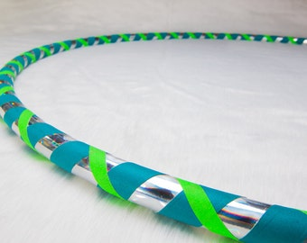 Leapin Lizards 3 Tone Classic Dance and Fitness Hula Hoop
