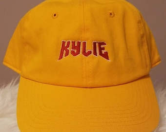 KYLIE Dad Cap Hat