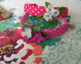 american made 16 inch to 18 inch girl doll head band