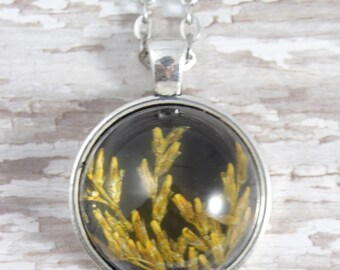Goldenrod Necklace
