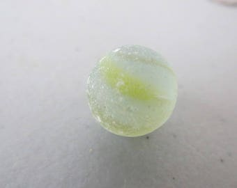 Beach Glass Marble, Sea Glass Marble, Jewelry Supply, Sea Glass Agate, Art Supply, Craft Supply, Glass Marble