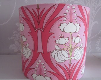 Handmade Lampshade Amy Butler Soul Blossoms Passion Lily