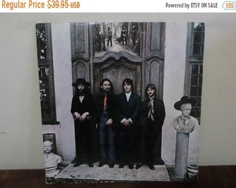 Vintage 1970 Vinyl LP Record The Beatles Hey Jude (The Beatles Again) Excellent Condition 13801