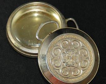 Vintage Antique Steampunk Watch Case Pendants Watch Cases Supplies YZ 52