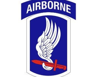 US Army 82nd Airborne Division Patch Vector Files dxf eps svg