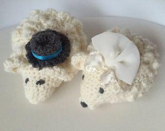 Bride & Groom Hedgehogs